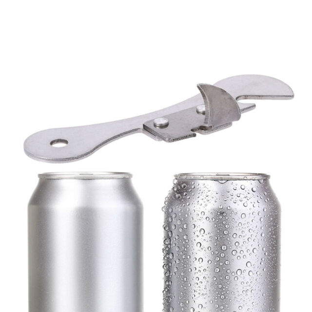 2 in 1 New Kitchen Wine Beer Can Opener Bottle Stainless Steel Multi-functional