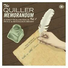 The Quiller Memorandum Vol 1-Songs Of Felice & Boudleaux Bryant CD NEW SEALED