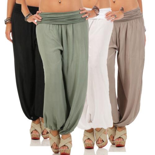 Estate Donna Pantaloni Harem Pantaloni Pump Pantaloni cargo pant cavallo basso pantaloni spiaggia pantaloni pluderhose