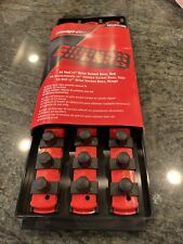 New Snap On 12 Drive 3 Row Twist Lock Tray 13 Long Red