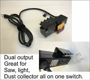 Sears craftsman 1619x03217 router saw table switch box 2 plugs image is loading sears craftsman 1619x03217 router saw table switch box keyboard keysfo Choice Image
