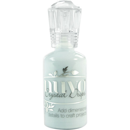 Tonic Studios Duck Egg Blue Nuvo Crystal Drops