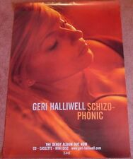 Geri Halliwell Schizo Phonic UK promo Poster #2