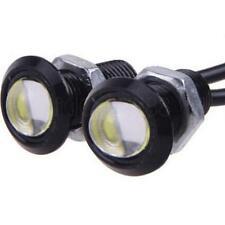2/10 X 9W LED Eagle Eye Light Car Fog DRL Daytime Reverse Backup Parking Signal