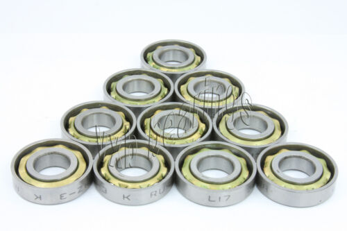 50 Fast Spindle Bearing 17mm//40mm//10mm Engine Lot