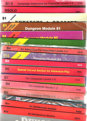 deportes calientes Tsr Dungeons & Dragons Serie B B 1 2 2 2 3 4 5 6 7 8 9 10 11 12 + VGC mulitlist  auténtico