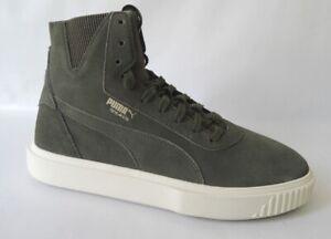 Details zu NEU Puma Breaker Hi Gr. 43 Herren Boots Stiefel Schuhe Sneaker 366599 04