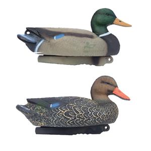 Mallard Duck Decoys Decoy 1 24 Multi Packs Floating Drake