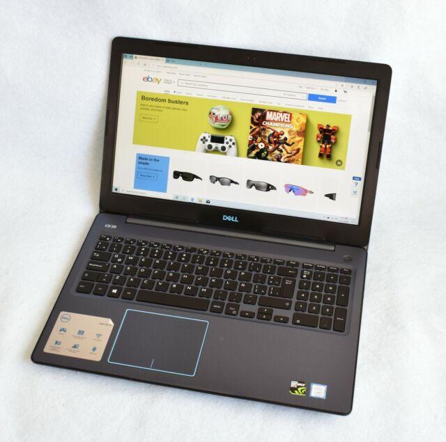 "DELL G3 i7-8750H 8th 15.6"" IPS FHD Nvidia GTX 1050 Ti 128GB SSD +1TB GAMING 💎"