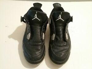 44ea2e08f2b6 1999 OG Air Jordan 4 Retro Size 9 Oreo Black Cool Grey 136030-001