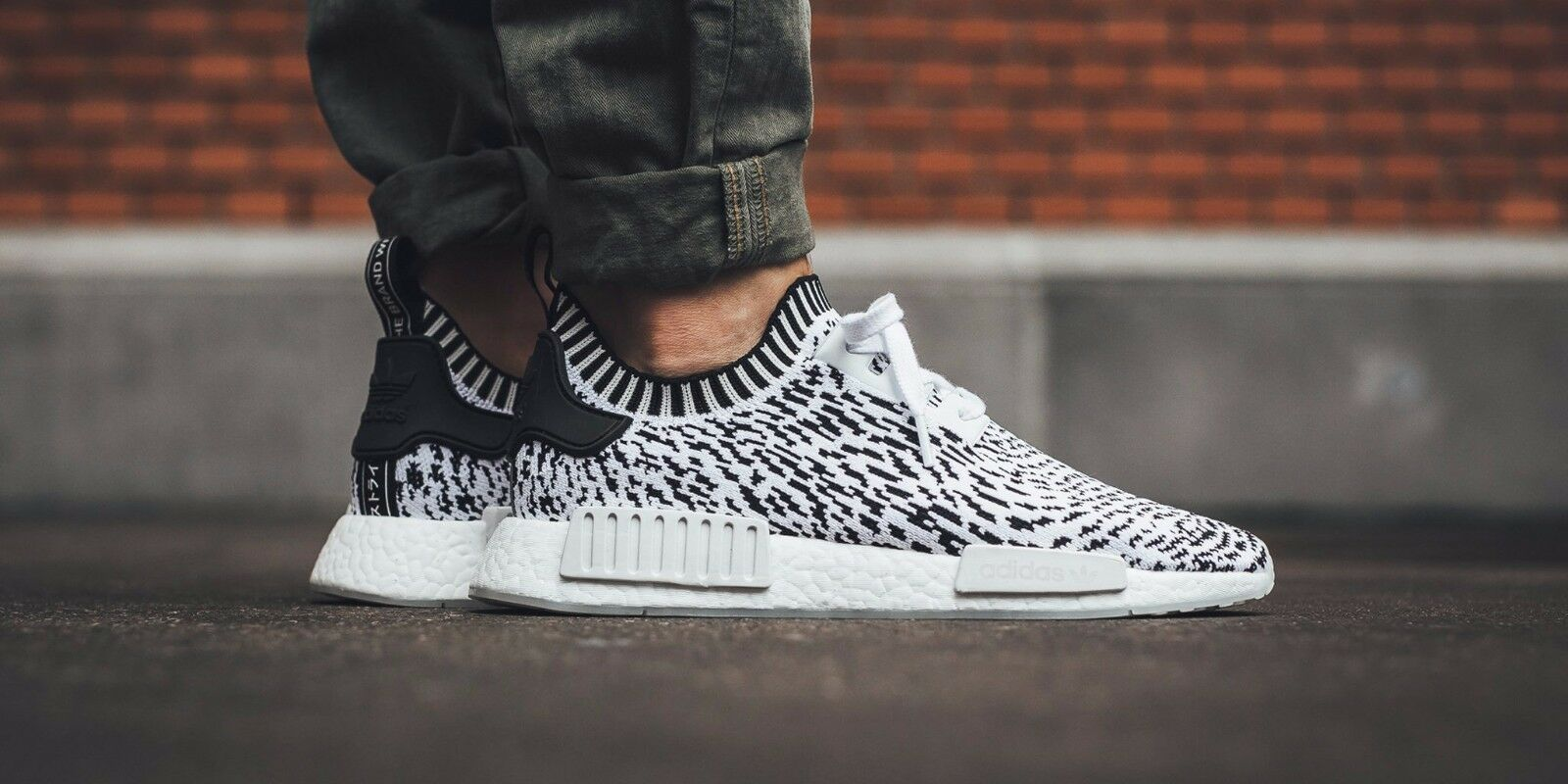 NMD R1 sashiko UK8.5 unopened