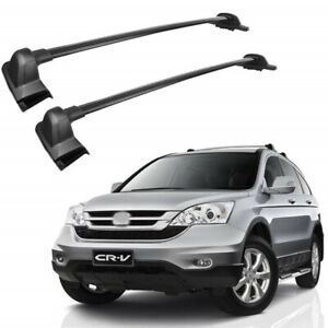Car Top Roof Rack Cross Bars Luggage Cargo Carrier For