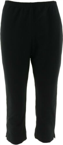 A308483 Black, S Women with Control Crop Pants