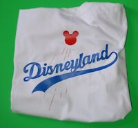 Disneyland Los Angeles Dodgers Mashup Adult Unisex T-shirt