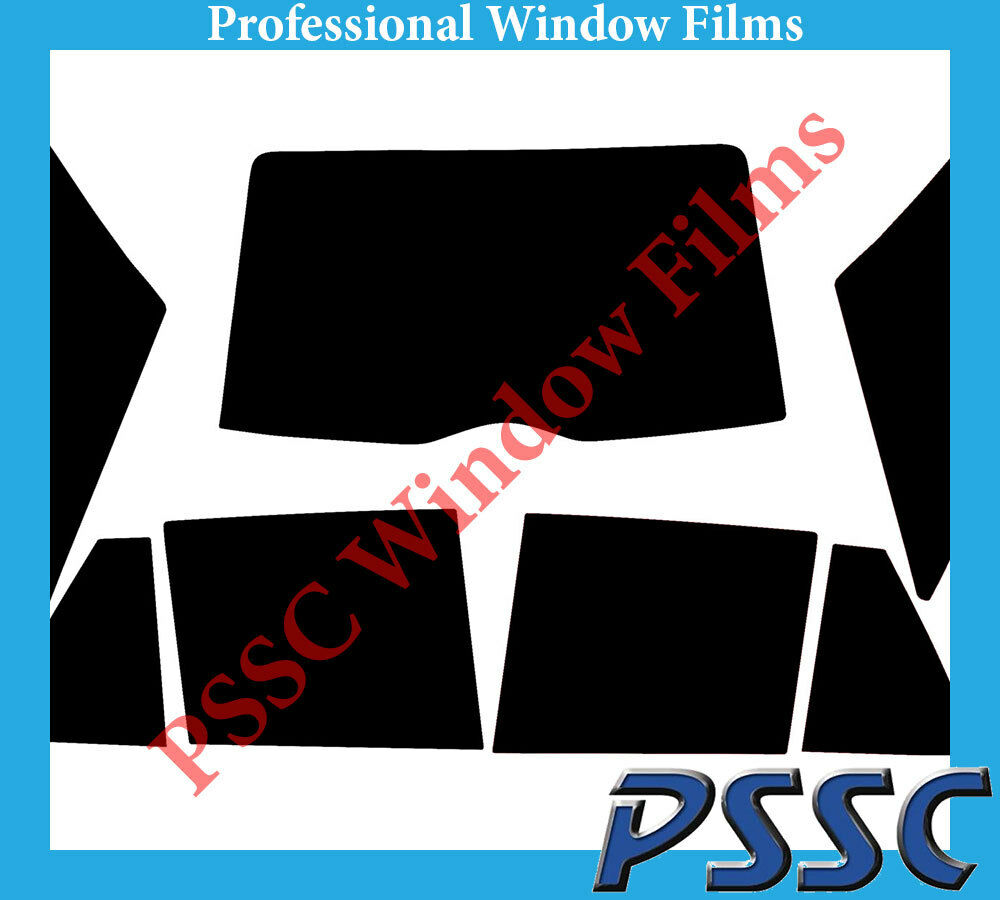 PSSC Pre Cut Rear Car Window Films - Mercedes C320 Wagon 2002 to 2005