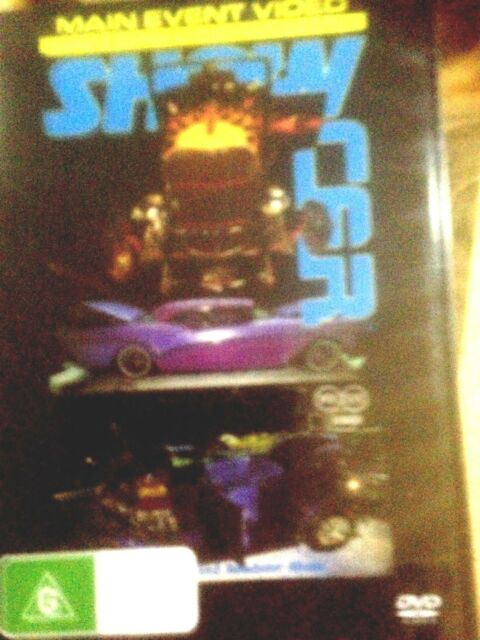 Show Cars (DVD, 2001) * BRAND NEW  *