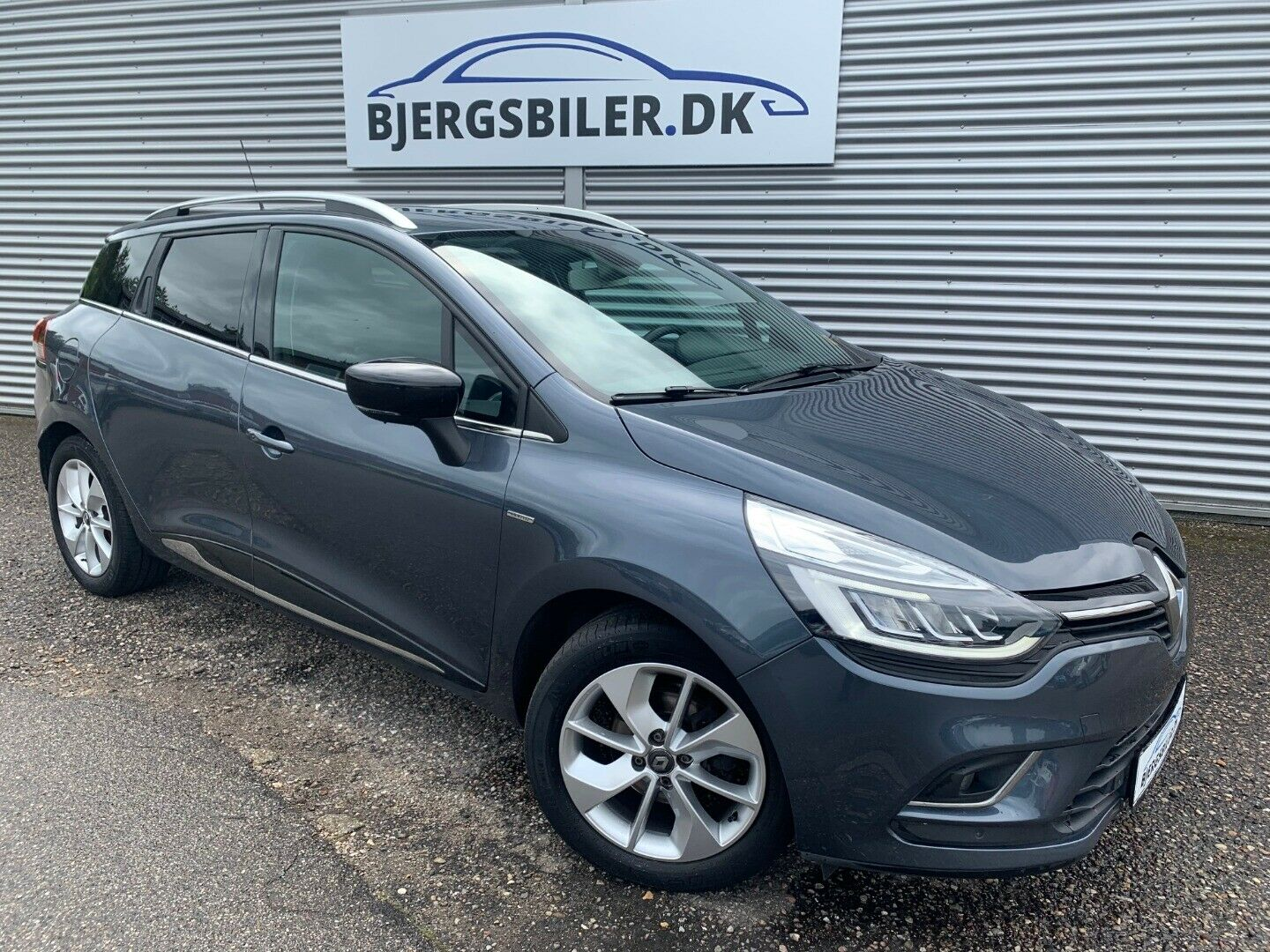 Renault Clio IV 1,5 dCi 90 Limited ST 5d