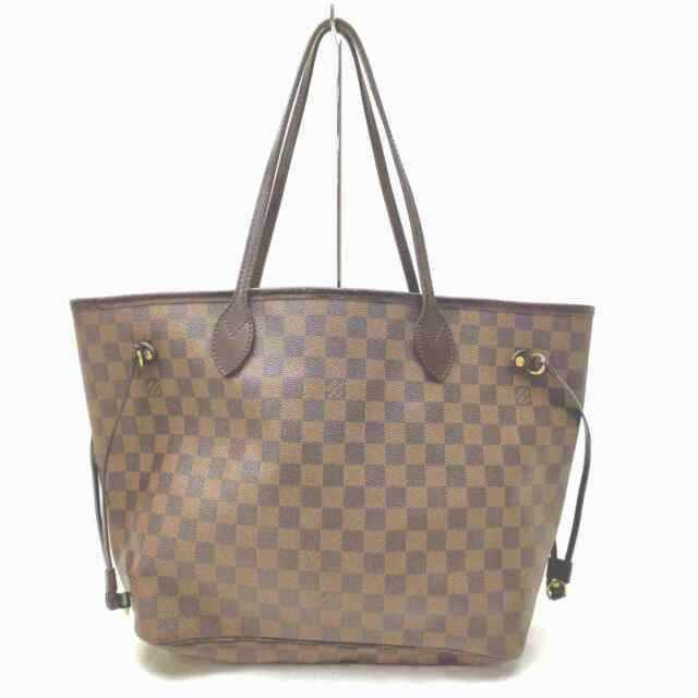 Louis Vuitton Tote Bag Neverfull MM Damier N51105 Browns Damier  401887