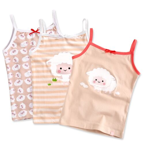 "/""23style/"" Vaenait Baby Kids Brief Underwear Undershirt Girls Pantie Set 2T-7T"