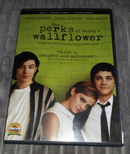 The Perks of Being a Wallflower (DVD, 2013, Includes