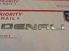 "Sierra Denali '14-2015 (Denali wording) ONE- door ""EMBLEM"""