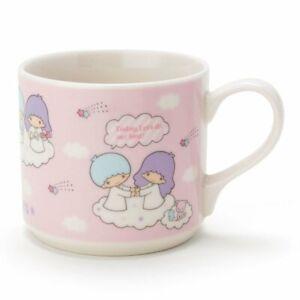 Little-Twin-Stars-Sanrio-New-Mug-Cup-Ceramic-Kawai-Gift-Japan-Free-Shipping
