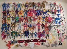 Huge Lot of Vintage 1990s X-Men Mostly Toy Biz Action Figures & Accessories