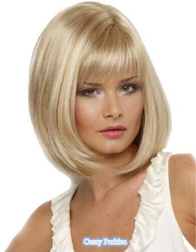 50's 60/'s Beehive Hairspray Blonde Wig Women/'s Fancy Dress Costume Accessory'
