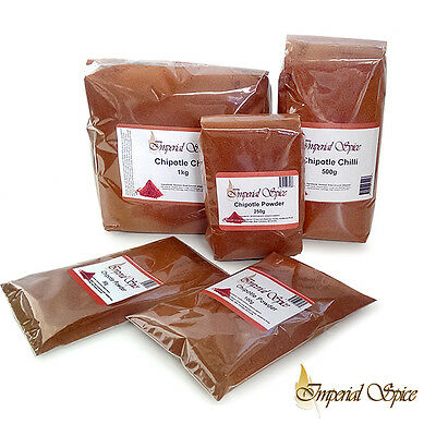 Chipotle Powder. Highest Quality & Best Price 10g - 1kg Smoked Jalapeno