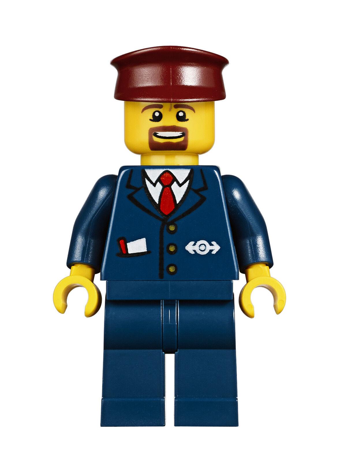 LEGO® City City City 60051 Hochgeschwindigkeitszug NEU OVP  High-speed Passenger Train NEW 126078