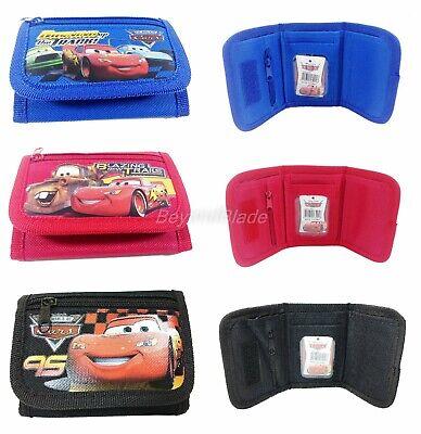 Disney Auto Portafogli Set Di 3 Ragazze Bambini Fumetto Per Portamonete