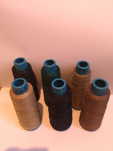 Gütermann Polyester100/%-Heavy duty sewing machine thread M36 M27 colours