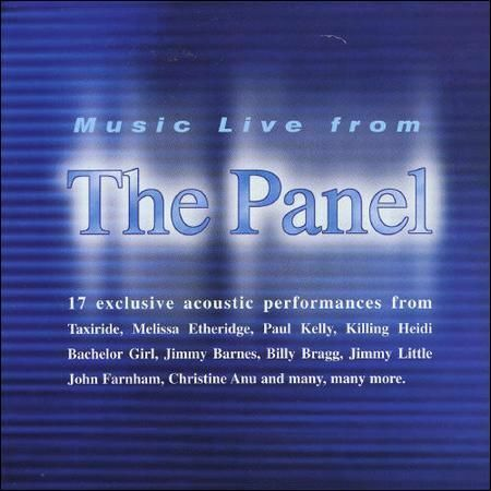 Music Live from the Panel, Vol. 1 [Australia] by Various Artists,