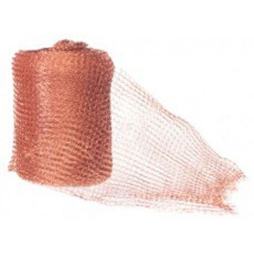 100% Copper Mesh Moonshine Reflux Still Column Packing - 1 lb (=40 ft Stuf-Fit)