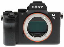 Sony Alpha a7 II 24.3 MP Digital SLR Camera - Black (Body Only)