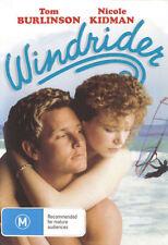 DVD Windrider (1986) - Nicole Kidman, Tom Burlinson, Vincent Monton dir.