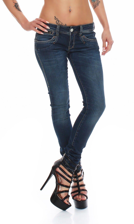 HERRLICHER - PIPER Slim - D9668 755 - Röhre   Damen Jeans Hose - NEU