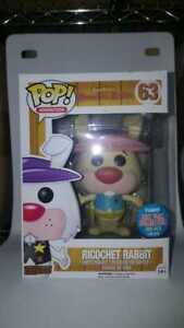 Funko-Pop-Animation-Hanna-Barbera-Ricochet-Rabbit-Yellow-NYCC