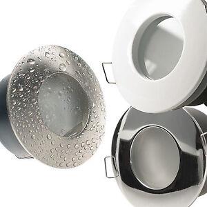 einbaustrahler led bad ip65 230v smd 5 0w 50w innen au en dusche 4 25x nautic r ebay. Black Bedroom Furniture Sets. Home Design Ideas