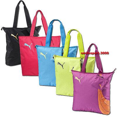 Bag Puma Fundamentals Shopper Bag 073192 Original CM. (36x41x8) 17,5 Lt.    eBay