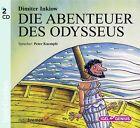 Die Abenteuer des Odysseus. 2 CDs von Dimiter Inkiow (2001)