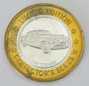 IMPERIAL-PALACE-999-FINE-SILVER-COIN-TOKEN-of-1947-TUCKER-NEW-LIMITED-EDITION