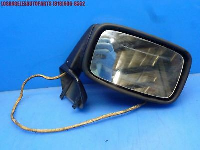 Driver Side and Passenger Side For Porsche 944 83-85 New Door Mirror Glass