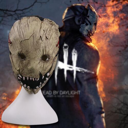 Cosplay Game morts par jour Masque le trappeur Masque NOUVEAUTE Halloween fait main NEUF