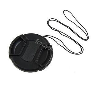 Camera-Front-Lens-Cap-Cover-Snap-on-for-Sony-Nikon-Olympus-Pentax-Panasoni-Fuji