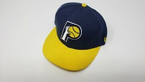 online store bf58b 6c839 Image is loading Indiana-Pacers-New-Era-59Fifty-Hardwood-Classics-Hat-