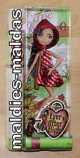 Ever After High Cerise Hood Zauberhaftes Picknick CLD85 NEU/OVP Puppe