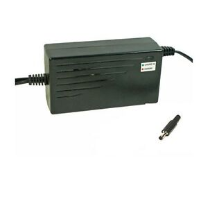 for electric scooters 24 Volt 2.5 amp Quick Charger Coaxial  Plug