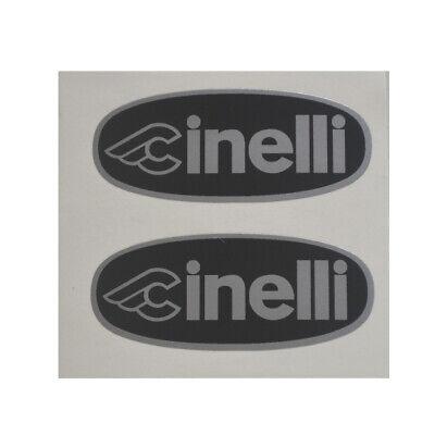Cinelli Spinaci decal pair tri vintage