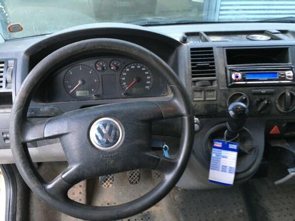 VW Transporter 1,9 TDi 104 Kassevogn kort - billede 5